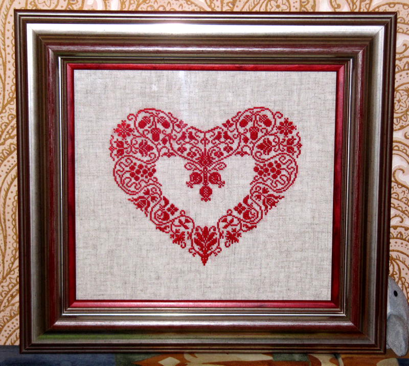 Сердце. Designed by Renato